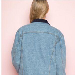 f6b577fef2cc Brandy Melville Jackets   Coats - Brandy Melville Shane denim jacket